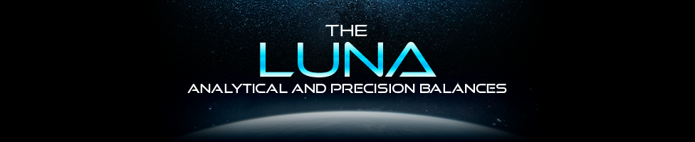 The Luna Analytical and Precision Balances