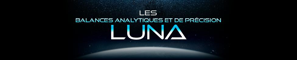 Les Balances Analytiques et de Précision Luna